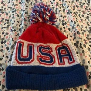 New W/O Tags American Eagle Outfitters USA beanie